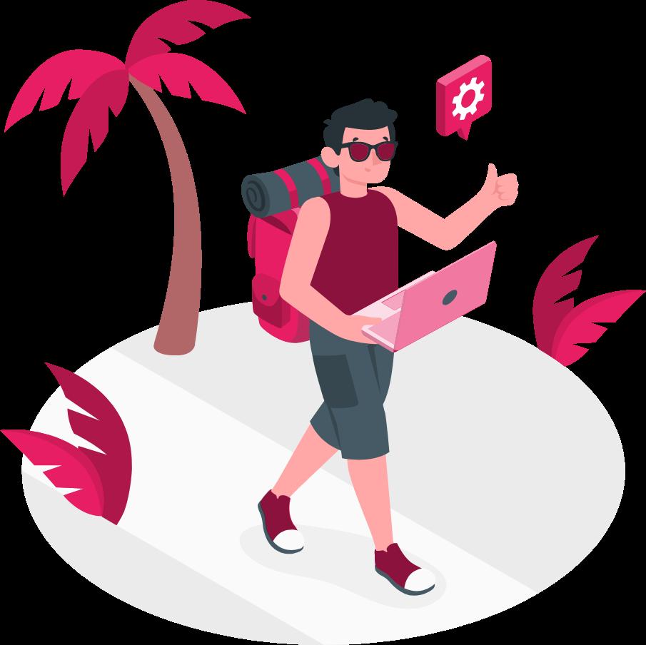 nomadi digitali freelance